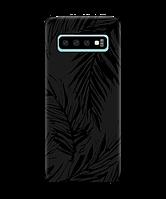 Чехол для телефона Zorrov на  Samsung Galaxy S10 Plus Tropics Black Matte