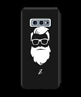 Чехол для телефона Zorrov на  Samsung Galaxy S10e Beard Black Matte