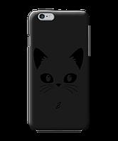 Чехол для телефона Zorrov на  Apple Iphone 6 Plus/6S Plus Cat Black Black Matte