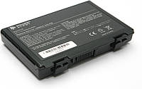 Аккумулятор для ноутбука Powerplant Аккумулятор PowerPlant для ноутбуков ASUS F82 (A32-F82, ASK400LH) 11.1V 4400mAh NB00000283