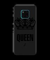 Чехол для телефона Zorrov на  Huawei Mate 20 Pro Queen Black Matte