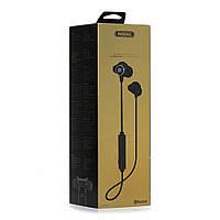 Bluetooth наушники Remax RB-S7 Bluetooth Headset — Black