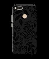 Чехол для телефона Zorrov на  Xiaomi Mi A1 Art Black Matte