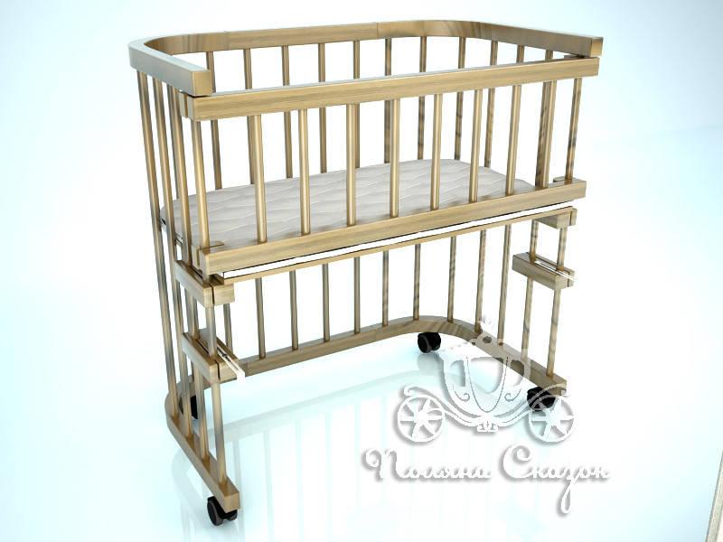 """Приставная кроватка """"Multi-bed"""""""