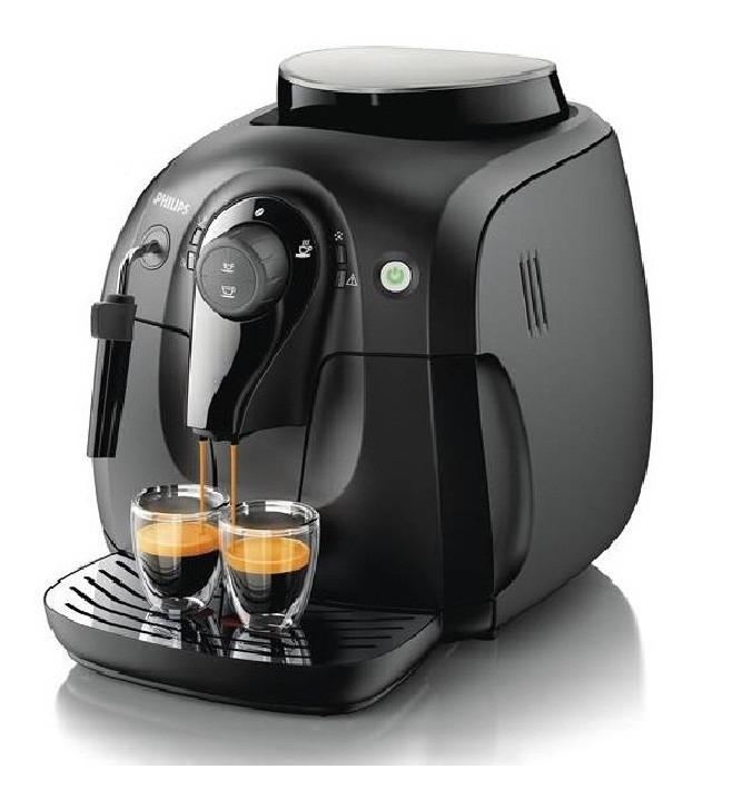 Кофеварка Philips Xsmall Black HD8651/09 2000 series