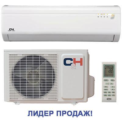 Кондиционер Cooper&Hunter CH-S24PL/R (площадь помещения до 65 кв.м.) -  «Мой Климат» интернет-магазин в Ровно