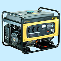 Генератор бензиновый KIPOR KGE6500X (5.0 кВт)