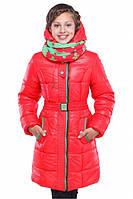 Красивая детская куртка зимняя от производителя