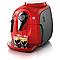 Кофемашина Philips Xsmall HD8651/29 Red Black 2000 Series