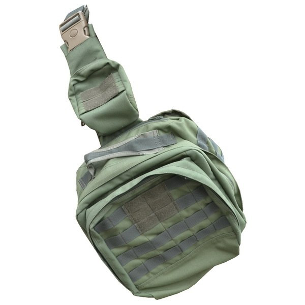Тактична сумка Combat плечова