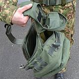 Тактична сумка Combat плечова, фото 3