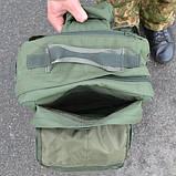 Тактична сумка Combat плечова, фото 4