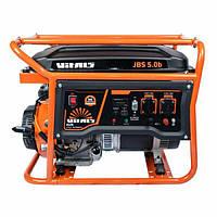 Генератор бензиновый Vitals JBS 5,0 / 5,5 кВт