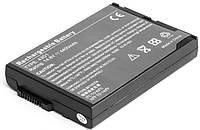 Аккумулятор для ноутбука Powerplant Аккумулятор PowerPlant для ноутбуков ACER TravelMate BTP-43D1 (BTP-43D1, AC-43D1-8)  14.8V 4400mAh NB00000165