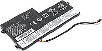 Аккумулятор для ноутбука Powerplant Аккумулятор PowerPlant для ноутбуков IBM/LENOVO ThinkPad S440 (45N1110) 11.1V 2090mAh/24Wh NB480531