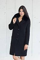 Пальто Sergio-Cotti Пальто S-101 Черный SKU_2136