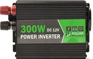 Инвертор Powerplant Автомобильный инвертор PowerPlant HYM300-122, 12V KD00MS0001