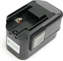 Аккумулятор Powerplant Аккумулятор PowerPlant для шуруповертов и электроинструментов AEG GD-AEG-9.6 9.6V 2Ah NICD (B9.6) DV00PT0022