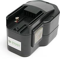 Аккумулятор Powerplant Аккумулятор PowerPlant для шуруповертов и электроинструментов AEG GD-AEG-14.4(A) 14.4V 2Ah NICD DV00PT0023