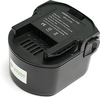 Аккумулятор Powerplant Аккумулятор PowerPlant для шуруповертов и электроинструментов AEG GD-AEG-12(B) 12V 2Ah NICD (B1214G) DV00PT0024