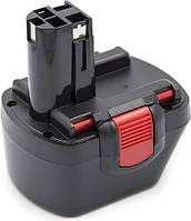 Аккумулятор Powerplant Аккумулятор PowerPlant для шуруповертов и электроинструментов BOSCH 12V 4Ah (BAT043) TB920686