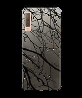 Чехол для телефона Zorrov на  Samsung Galaxy A7 2018 Winter dream