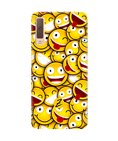 Чехол для телефона Zorrov на  Samsung Galaxy A7 2018 Smilies
