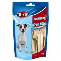 Trixie Denta Fun Dentros Mini лакомство для гигиены полости рта собак, 60г