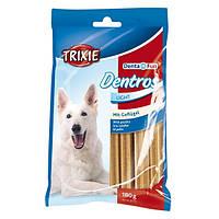 Trixie Denta Fun Dentros лакомство для гигиены полости рта собак с мясом дичи 7шт, 180г