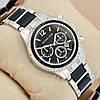Часы женские наручные Майкл Корс crystal Siver-black/Black