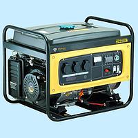 Генератор бензиновый KIPOR KGE6500Е (5.0 кВт)