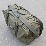 Армейская сумка 60 л. Италия, фото 3