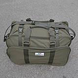 Армейская сумка 60 л. Италия, фото 4