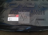 Коврик багажника (корыто)-полиуретановый, черный Toyota Camry xv55 (Тойота Камри 55 кузов 2014г+), фото 3
