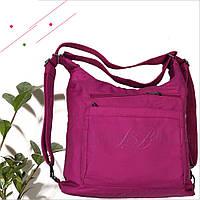 Фантастическая рюкзак-сумка женская 50519