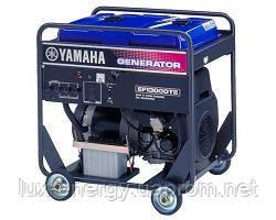 Электрогенератор YAMAHA  бензиновый 3ф, фото 2