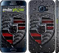 "Чехол на Samsung Galaxy S6 G920 Porsche 2 ""978c-80"""