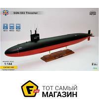 Модель 1:144 подводные лодки - Modelsvit - Подводная лодка USS Thresher SSN-593 (MSVIT1401) пластмасса
