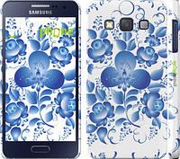"""Чехол на Samsung Galaxy A3 A300H Гжель """"251c-72"""""""