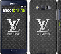 "Чехол на Samsung Galaxy A5 A500H Louis Vuitton 3 ""457c-73"""