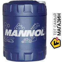 Всесезонное моторное полусинтетическое масло Mannol для двигателей тип бензиновый, турбодизельный 10w-40 10 Diesel Extra 10W-40 10л