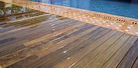 Доска палубная лиственница европейская (25*120) сорт (А)