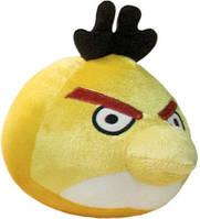 Мягкая игрушка Золушка Мягкая игрушка Weber Toys Angry Birds Птица Чак большая 28см (554) SKU_554