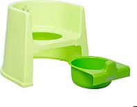 Детский горшок Evenflo Горшок детский Evenflo® Potty - зеленый SKU_6910806228093