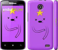 """Чехол на Lenovo A820 Adventure Time. Lumpy Space Princess """"1122c-68"""""""