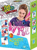 Набор для Детского Творчества Рисуй в 3 D