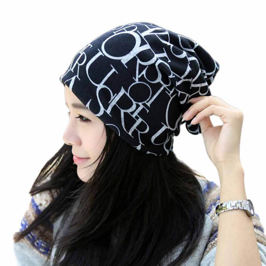 Шапочка хомут FeiTong в англійському стилі жіноча чорний