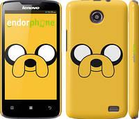 """Чехол на Lenovo A820 Adventure Time. Jake """"1121c-68"""""""
