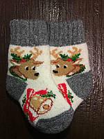 Носки из шерсти детские №2, фото 1