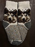 Носки шерстяные детские №3, фото 1